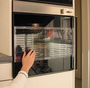 REER Ovenruitbeschermer